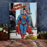 Plakat - zostań superbohaterem
