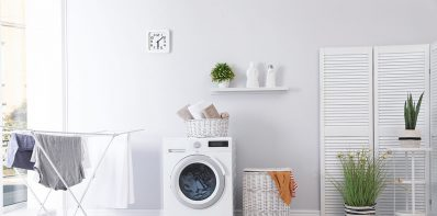 Jak urządzić łazienkę z pralnią