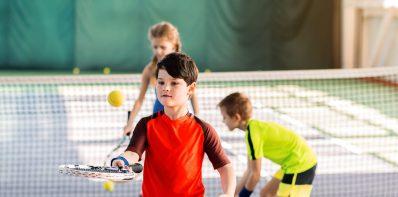 Zajęcia dodatkowe dla dzieci Tennis