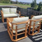 Meble balkonowe tarasowe Ratanland