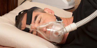 Aparat oddechowy na twarzy